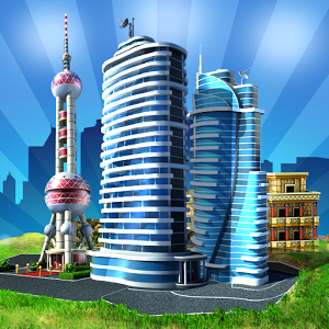 Megapolis: city building simulator. Urban strategy