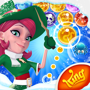 Bubble Witch 2 Saga اندروید APK