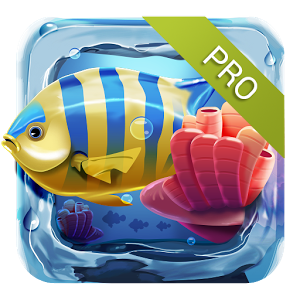 Aquarium 3D Live Wallpaper Pro icon