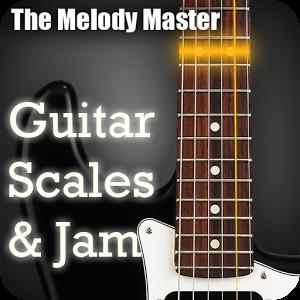 دانلود Guitar Scales & Chords Pro 88 Material Design برنامه شبیه ساز گیتار اندروید