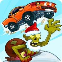 دانلود Zombie Road Trip 3.19.1 - بازی رانندگی در جاده زامبی ها برای اندروید