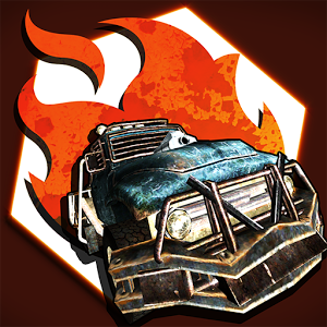 Scorched – Combat Racing icon