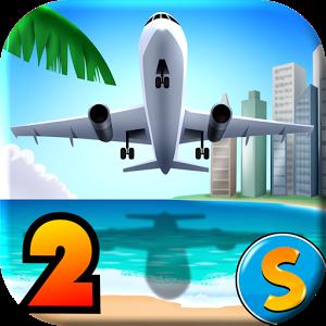 دانلود City Island: Airport 2 v1.4.0 – بازی مدیریت فرودگاه اندروید