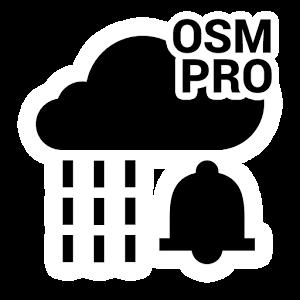 دانلود Rain Alarm OSM Pro 5.0.26 – برنامه هشدار باران اندروید