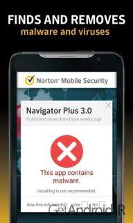 دانلود Norton Security and Antivirus 4.3.0.4219 – آنتی ویروس نورتون اندروید