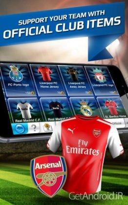 دانلود Top Eleven 6.2 بازی آنلاین مربیگری فوتبال اندروید