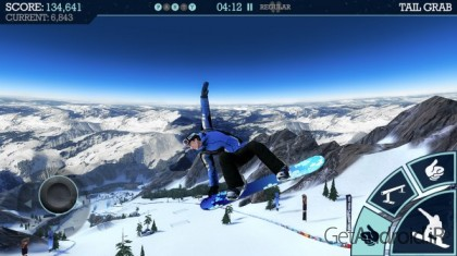 1418713127 snowboard party 3 دانلود Snowboard Party 1.1.2 – بازی اسنوبورد HD اندروید + دیتا + مود
