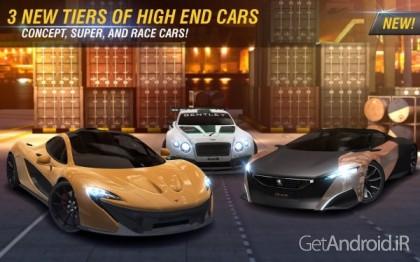 دانلود ریسینگ رایولز Racing Rivals 4.1.1 بازی آنلاین مسابقات اتومبیل رانی اندروید