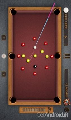 دانلود Pool Billiards Pro 3.8 بهترین بازی بیلیارد برای اندروید