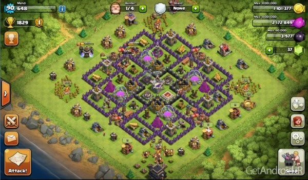 کلش آف کلنز | Clash Of Clans چیست ؟