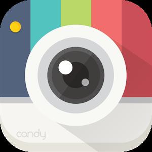 دانلود Candy Camera 3.39 - برنامه اعمال فیلتر هنگام عکاسی برای اندروید