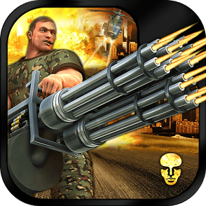 Gunship Counter Shooter 3D icon