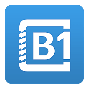 B1 Archiver zip rar unzip Premium icon