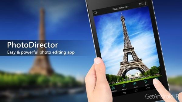 دانلود PhotoDirector – Photo Editor 4.2.3 – برنامه حرفه ای ویرایشگر عکس اندروید