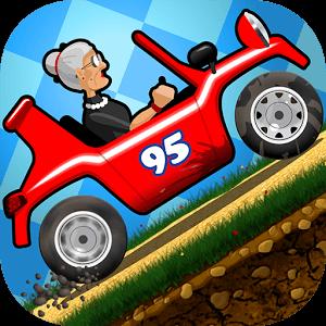 دانلود Angry Gran Racing 1.3.0 - بازی اتومبیل رانی مادر بزرگ عصبانی برای اندروید + نسخه مود