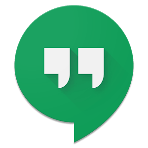 Hangouts (replaces Talk) icon