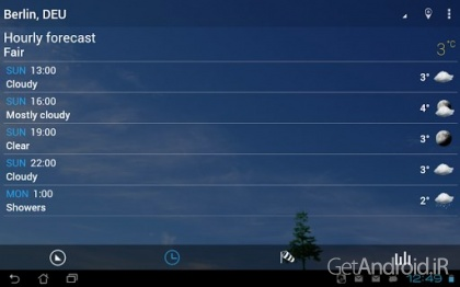 دانلود Transparent clock & weather Pro 1.41.08 – ساعت و آب و هوا برای اندروید