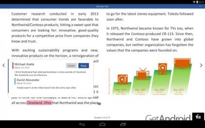 دانلود Microsoft Word Preview 16.0.9330.2060 مایکروسافت ورد اندروید