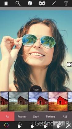 دانلود Color Effect Photo Editor Pro 1.6.2 نرم افزار تغییر رنگ تصاویر اندروید