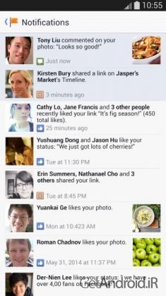 دانلود Facebook Pages Manager 134.0.0.19.90 برنامه مدیریت صفحات فیس بوک اندروید
