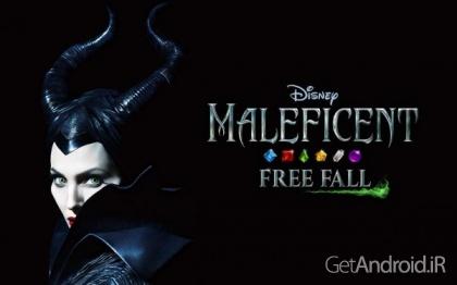 دانلود Maleficent Free Fall 5.8.0 – بازی پازلی سقوط شیطان اندروید