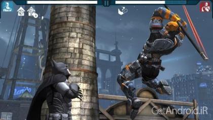 دانلود Batman Arkham Origins 1.3.0 دانلود بازی بتمن اندروید