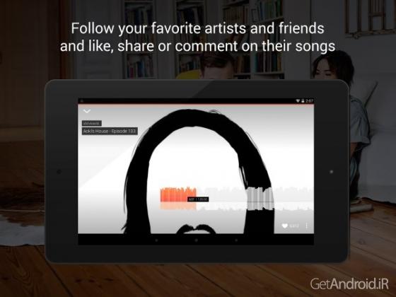 دانلود SoundCloud 2018.05.17-release برنامه جستجو و دانلود آهنگ اندروید