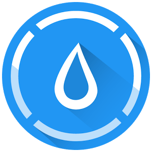 Hydro Coach – drink water icon