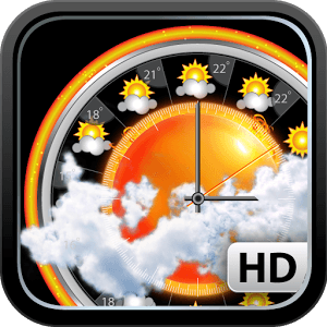 eWeather HD, Radar HD, Alerts icon