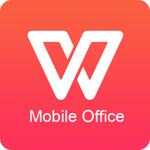 WPS: #1 FREE Mobile Office App icon