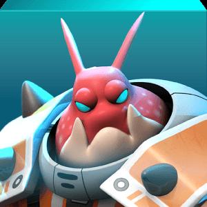 دانلود Alien Creeps TD 2.13.1 - بازی متجاوزان بیگانه برای اندروید