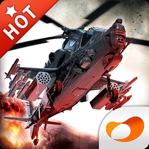 دانلود GUNSHIP BATTLE: Helicopter 3D 1.8.5 - بازی نبرد هلیکوپتر برای اندروید+دیتا