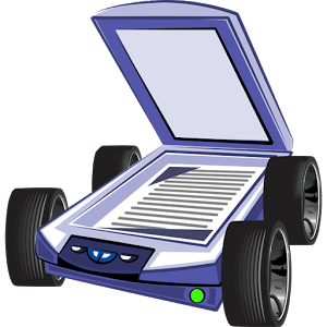 (Mobile Doc Scanner (MDScan icon