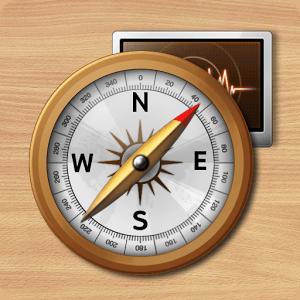 دانلود Smart Compass Pro 2.6.5 برنامه قطب نما و فلزیاب حرفه ای اندروید
