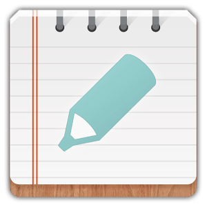SomNote - Beautiful note app icon