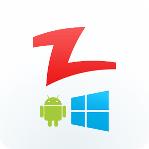 How to transfer files between an Android device and a PC using Zapya icon