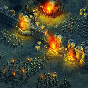 دانلود Throne Rush 4.10.2 - بازی استراتژیک یورش تاج و تخت برای اندروید