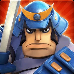 دانلود Samurai Siege 1168.0.0.0 - بازی استراتژیک تخت سامورایی برای اندروید