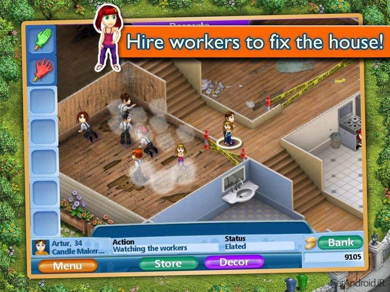 Image result for دانلود بازی زندگی مجازی برای اندروید