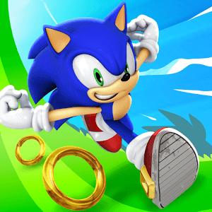 دانلود Sonic Dash 2.6.3.Go بازی سونیک برای اندروید + دیتا