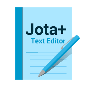 Jota+ (Text Editor) icon