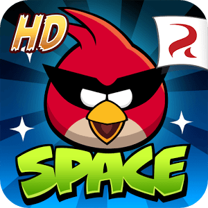 Angry Birds Space HD icon