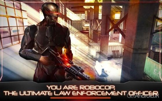 دانلود RoboCop™ 3.0.6 – بازی اکشن پلیس آهنی اندروید + دیتا