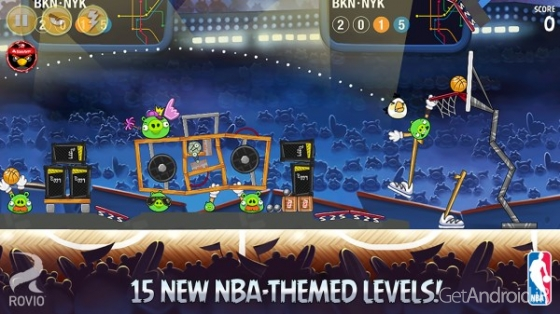 دانلود Angry Birds Seasons 5.2.5 – بازی پرندگان عصبانی فصل ها اندروید