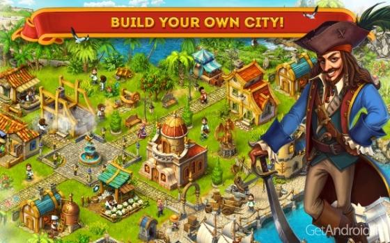 دانلود Maritime Kingdom 1.1.93 – بازی شبیه سازی شهرسازی اندروید + دیتا