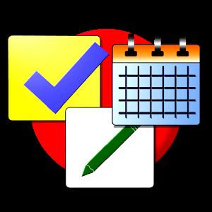 دانلود To-Do Calendar Planner+ 9.5.52.5.1 برنامه تقویم کاری آندروید