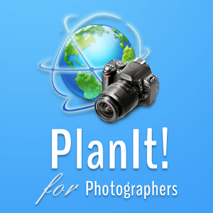 PlanIt! Pro for Photographers