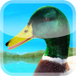 Ducks 3D Live Wallpaper FULL icon