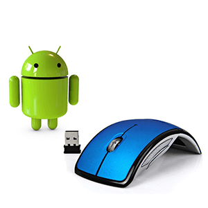 How to use Android phone as a Wi-Fi mouse
