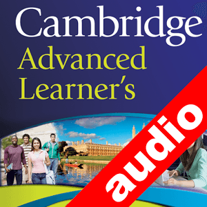 Audio Cambridge Advanced icon